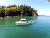 Our 21 Arima Searanger at Matia Island
