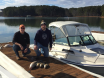 Lake Lanier Striper and Largemouth