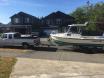 Boat at home