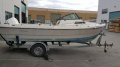 New boat side
