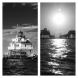 Thomas Point light and Chesapeake Bay Bridge